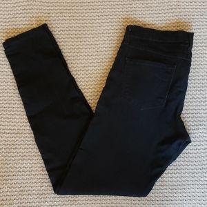 Flying Monkey size 30 Jean's. Dark wash broken in